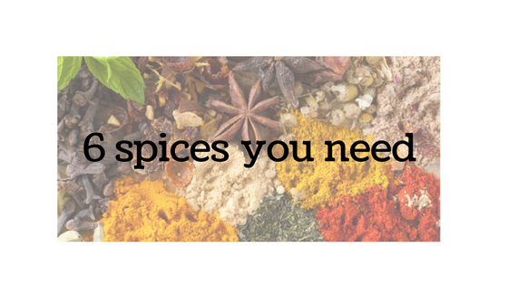 Six Spices you NEED in your Danish kitchen