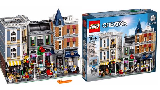 Lego City, Assembly Square Lego Creator
