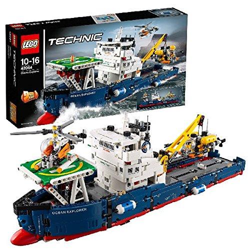 Lego Technics Ocean Explorer, 2017