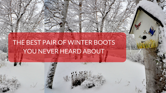 Discover Duckfeet, the best winter boots you have never heard about.
