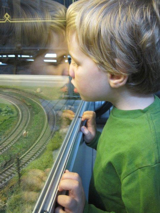 DSB museum Odense Denmark Trains
